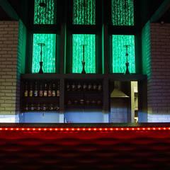 """кальянная """"AVARA"""": Коммерческие помещения в . Автор – студия  Александра Пономарева, Лофт"""
