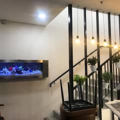Ultimate Low Maintenance Aquarium:  Walls by Seazone Innovative Sdn Bhd