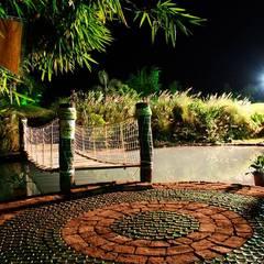 Baghorama Landscape Architectsが手掛けた池