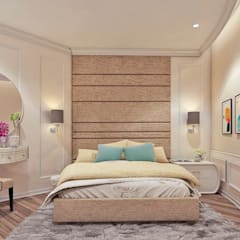 Bedroom by Lighthouse Architect Indonesia