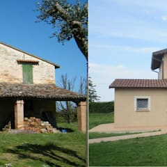 Houses by Studio tecnico Salvetti, Country