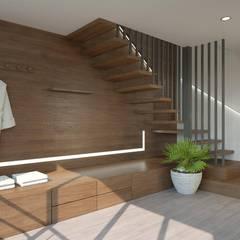 Bien Estar Architecture:  tarz Sauna