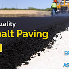 Experienced Paving Contractors Provide Clearing and Repairing of Roads:  Floors by Marketing