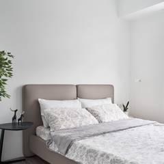 غرفة نوم تنفيذ 思維空間設計