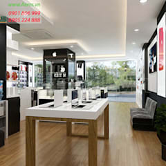 Offices & stores by xuongmocso1, Modern