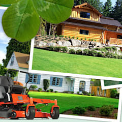 Main Reasons To Get Professional Lawn Care Services:  Houses by Marketing, Classic
