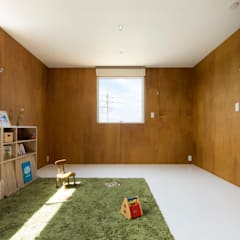 HOUSE-Y: N.A.Oが手掛けた子供部屋です。