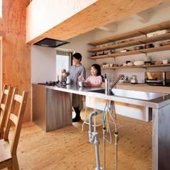 HOUSE-N: N.A.Oが手掛けたキッチンです。