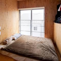 HOUSE-N: N.A.Oが手掛けた寝室です。