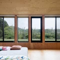 HOUSE-K: N.A.Oが手掛けた寝室です。