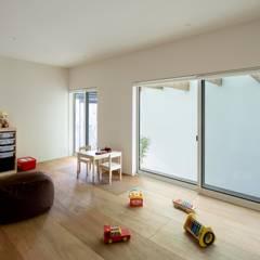 HOUSE-A: N.A.Oが手掛けた子供部屋です。