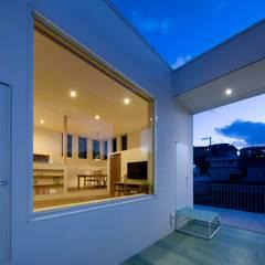 HOUSE-A: N.A.Oが手掛けた家です。