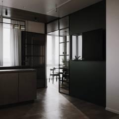 abode - Industrial :  Kitchen by ACOR WORLD PVT LTD