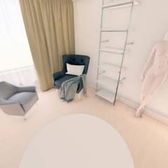 render: Oficinas y Tiendas de estilo  por aggeggio