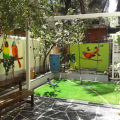 Boutique in the Bāgh:  Commercial Spaces by Baghorama Landscape Architects