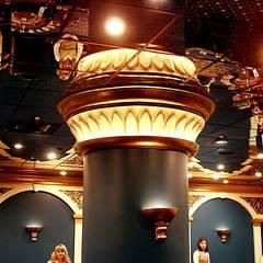 """казино """"ФЛАМИНГО"""": Бары и клубы в . Автор – студия  Александра Пономарева"""