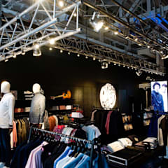 Pretty Green Glasgow:  Commercial Spaces by Capital City Electrical