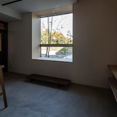 zubeneschamali: ポーラスターデザイン一級建築士事務所が手掛けた書斎です。
