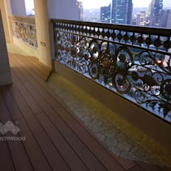 Balcony by 新綠境實業有限公司