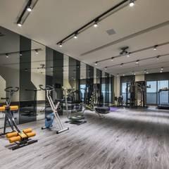 Ruang Fitness by Zendo 深度空間設計