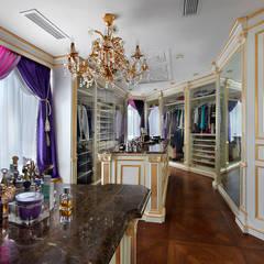 Квартира в Клубном доме Тихвин: Гардеробные в . Автор – Novik Design