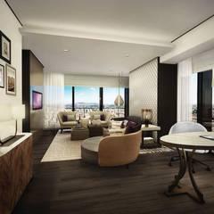 SK Concept Duvar Kağıtları  – Fairmont Hotel - Residence Duvar Kağıtları :  tarz Oteller