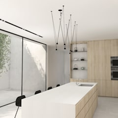Built-in kitchens by Lijn Ontwerp