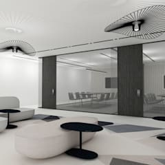 Corporate Interior:  Study/office by Lijn Ontwerp