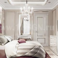 Phòng ngủ by Дизайн студия 'Дизайнер интерьера № 1'