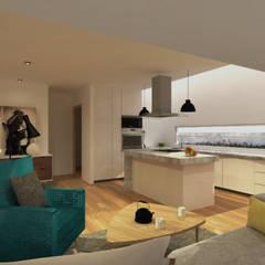 002: Comedores de estilo  por PV Arquitectura