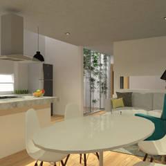 005: Comedores de estilo  por PV Arquitectura