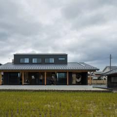 Casas de estilo  por ALTS DESIGN OFFICE