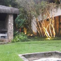 Zen garden by Anjos Instalações