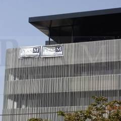 ปรับปรุงร้านค้า ให้ดูดี ทันสมัย ขายดี :  อาคารสำนักงาน โดย plan mission project, โมเดิร์น อลูมิเนียมและสังกะสี