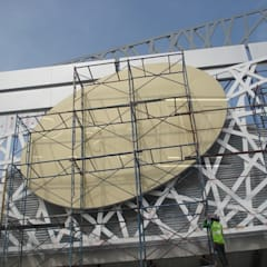 ปรับปรุงร้านค้า ให้ดูดี ทันสมัย ขายดี :  อาคารสำนักงาน ร้านค้า by plan mission project