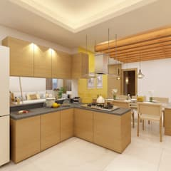 Kitchen units by Designs Combine