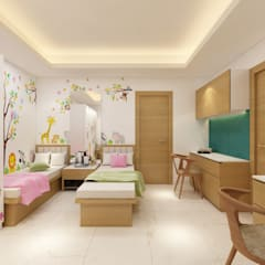 Baby room by Designs Combine , Modern