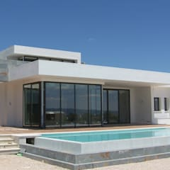 VAN: Villas de estilo  de ARQUITECTURA NATURAL, diseño Mediterráneo.