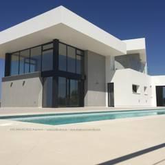 Villas by ARQUITECTURA NATURAL, diseño Mediterráneo.
