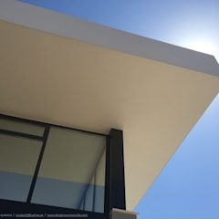 TI: Villas de estilo  de ARQUITECTURA NATURAL, diseño Mediterráneo.