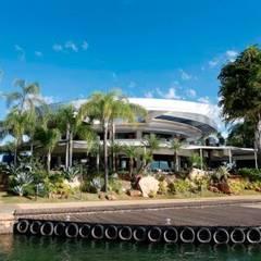 Projekty,  Stadiony zaprojektowane przez Grupo Nehring - Paisagismo e CIA,