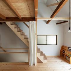 Re:Nakazaki_階段: coil松村一輝建設計事務所が手掛けた階段です。