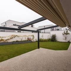 PERGOLA A.Ş. – Açılır-kapanır Pergola Tente Sistemi:  tarz Kış Bahçesi