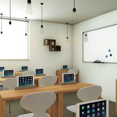 Schools by Studio Maiden