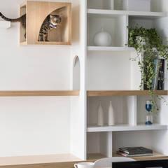 جدران تنفيذ 寓子設計