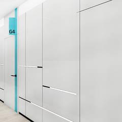 projekt wnętrza medycznego: styl , w kategorii Kliniki zaprojektowany przez ARTDESIGN architektura wnętrz