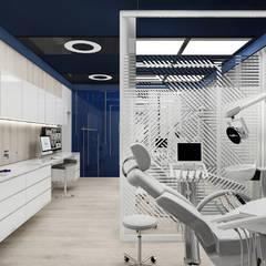 gabinet dentystyczny: styl , w kategorii Kliniki zaprojektowany przez ARTDESIGN architektura wnętrz
