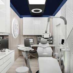 gabinety stomatologiczne i ortodontyczne: styl , w kategorii Kliniki zaprojektowany przez ARTDESIGN architektura wnętrz