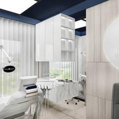 wnętrze kliniki - aranżacja gabinetów: styl , w kategorii Kliniki zaprojektowany przez ARTDESIGN architektura wnętrz