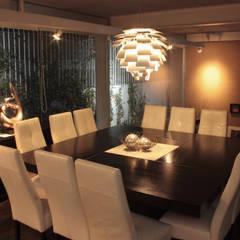 Iluminación comedor. Escena 6: Comedores de estilo  por emARTquitectura